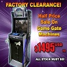Game Gate VU Cabinets On Sale - Save 50% Off!
